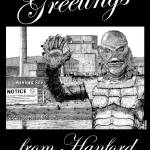 """Greetings from Hanford"" by walterdoe"