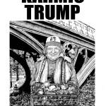 """Karmic Trump (version 3)"" by walterdoe"