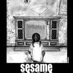 """Sesame Street"" by walterdoe"