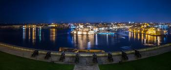 Saluting Battery - Valletta, Malta - Travel photog