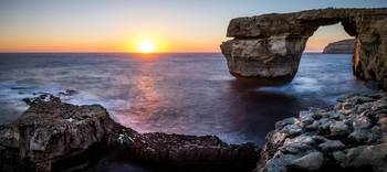 Azure Window - San Lawrenz, Malta - Seascape photo