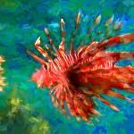 """""""lion fishy"""" by ArtbySachse"""