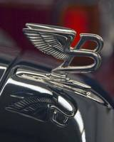 Bentley Mulsanne Mascot