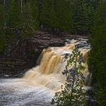 """""""Middle Gooseberry Falls"""" by janesprints"""