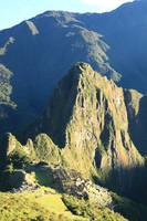 Morning Light on Machu Picchu