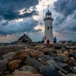 """Lighthouses and Tourists"" by CapeCodCyclist"