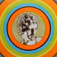 Apollo alla Galleria degli Uffizi Art Prints & Posters by federico cortese