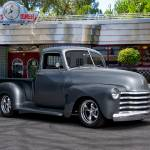 """1953 Chevrolet Custom Pickup at Bert"