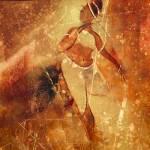 """Astonished by the Beauty"" by rajmajiart"