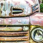 """Old Ford Truck"" by WildAboutNaturePhotography"