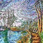 """""""river-walk"""" by ArtTylers"""