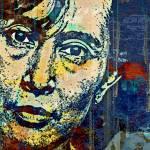 """Aung San Suu Kyi"" by thegriffinpassant"
