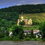 """""""Schloss Arenfels"""" by TomGomez"""