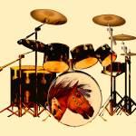 """""""Apache drums"""" by valzart"""