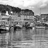 The Fish Quay, Whitby Art Prints & Posters by Rod Johnson