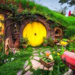 """""""home of Samwise Gamgee"""" by aaronchoi"""