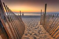 Sunrise-Nauset-Beach-Entrance-2