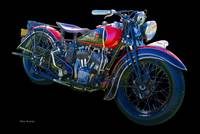 1938 Indian Sport Scout M.C.