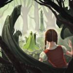 """Beckoned to the Pond"" by DavidSanAngelo"