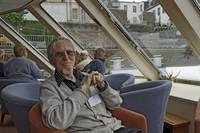 Kit in a riverboat, 2010