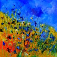 36363fortcontrast Art Prints & Posters by pol ledent