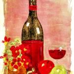 """Summer fruits"" by valzart"