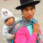 """Woman and Child, Lima Peru"" by RoupenBaker"