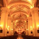 """Cathedral in Lima Peru"" by RoupenBaker"