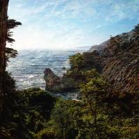 Big Sur Coastline Art Prints & Posters by Glenn McCarthy