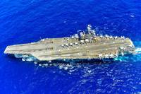 USS Ronald Reagan (CVN 76) Credit US Navy 4