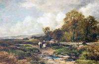 David Bates - A Path in Wharfedale