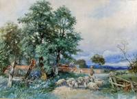 David Bates - An Eckington Pastoral