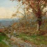 """""""David Bates - Gathering Brushwood"""" by motionage"""
