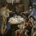 """Domenico Zampieri, The Adoration of the Shepherds,"" by motionage"
