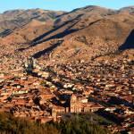 """Cusco City Overlook, Cusco Peru"" by RoupenBaker"