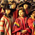 """Women at the Inti Raymi Parade, Cusco Peru"" by RoupenBaker"