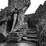 """Inca Stonework, Machu Picchu"" by RoupenBaker"