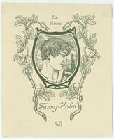Ehringhausen, Willy - a Fanny Hahn,  1900-05, 10,7