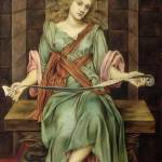 """Evelyn de Morgan - The Soul"