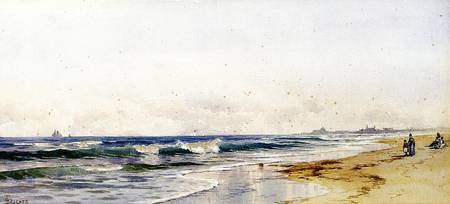 Far_Rockaway_Beach-Alfred_Britcher