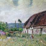"""Farmhouse, 1894"" by motionage"