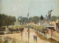 Fete Day at Marly-le-Roi, 1875