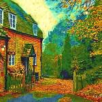 """""""country cottages 20D2"""" by ArtTylers"""