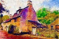 country cottages 25 D
