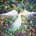 """""""healing angel"""" by kumebryant"""