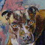 """""""Brindle Bully"""" by creese"""