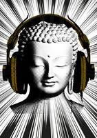 Buddha Headphone