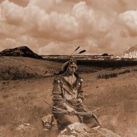 Reflections of a Sioux Brave by I.M. Spadecaller