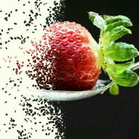 Strawberry Dispersion