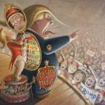 """""""Trump-O-Matic"""" by MarkBryan"""